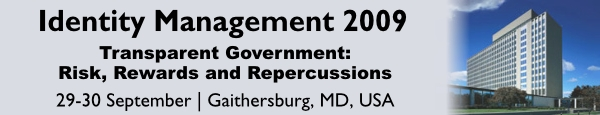 Risk, Rewards and Repercussions, 29-30 September, Gaithersburg, MD